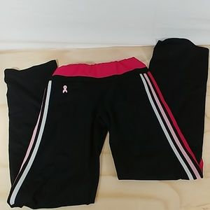 Adidas Breast Cancer Jogging Pants